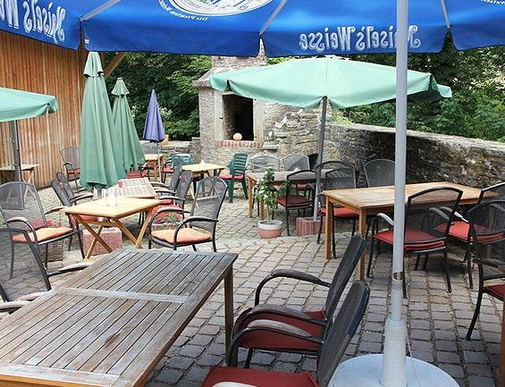 Schloss Werdringen Hagen Cafe